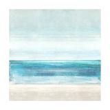 Azure Horizon Giclee Print by Julia Bosco