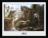 Fallout Vertical Slice Stampa del collezionista
