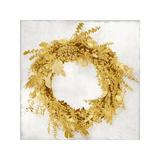 Golden Wreath II Giclee Print by Kate Bennett