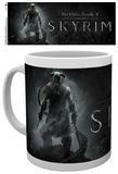 Skyrim Dragon Born Mug Tazza