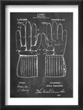 Hockey Glove Patent Umění