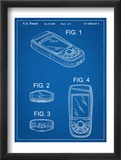 GPS Device Patent Reprodukcje