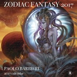 Zodiac Fantasy - 2017 Calendar Calendars