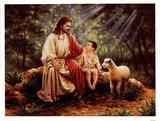 Faith Of A Child Kunstdrucke von Dona Gelsinger