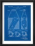 Tennis Hopper Patent Plakát