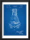 Space Capsule, Space Shuttle Patent Sztuka