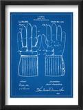 Hockey Glove Patent Obrazy