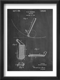 Golf Club Patent Obrazy