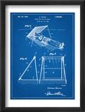 Beach Umbrella Patent 1929 Reprodukcje