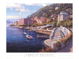 Lakes of Bellagio Prints by Sung Sam Park