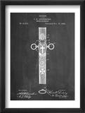 Sword Scabbard Patent Plakát