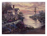Lighthouse Point Prints by Carl Valente