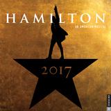 Hamilton - 2017 Calendar Calendars