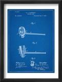 Tobacco Pipe 1890 Patent Obrazy
