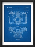 Photographic Camera Poster