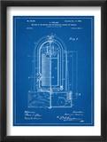 Recording Device Patent 1900 Umělecké plakáty