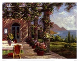 Amalfi Coast I Print by Vladimir