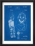 Puppet Patent Plakát