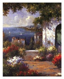 View Through The Arch Posters by Harold Harvey