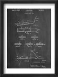 Early Snowboard Patent Sztuka
