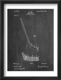 Hockey Stick Patent Reprodukcje