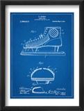 Hockey Shoe Patent Obrazy