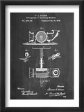 Thomas Edison Speaking Telegraph Kunstdrucke