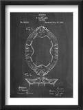 Dinner Platter Patent Obrazy