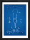 Stethoscope Patent Plakaty