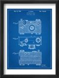 Fassin Photographic Camera Patent Plakat