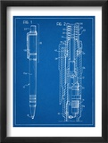 Ballpoint Pen Patent Posters