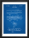 Duck Commander Duck Call Patent, Phil Robertson, Inventor Umělecké plakáty