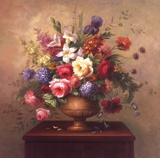 Heirloom Bouquet I Posters by Ralph Steiner