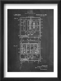 Bread Toaster Patent Poster