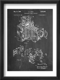 Photographic Camera Accessory Patent Poster