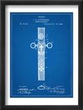 Sword Scabbard Patent Reprodukce
