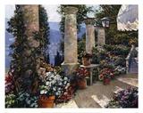 Hotel Capri Plakater af Howard Behrens