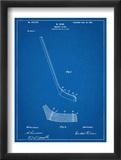 Hockey Stick Patent Plakát