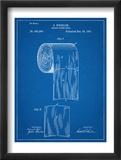 Toilet Paper Patent Plakater