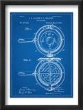 Waffle Iron Patent Plakaty