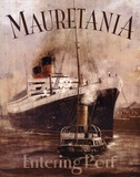 Mauretania Art by Kevin Walsh
