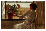 Summer Evening Prints by Childe Hassam