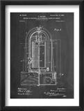 Recording Device Patent 1900 Reprodukcje