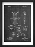 Welding Machine Patent Reprodukcje