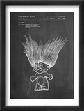 Troll Doll Patent Affiches