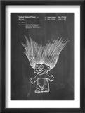 Troll Doll Patent Kunstdrucke