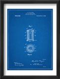 Salt And Pepper Shaker Patent Plakat