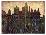 Exodus Prints by Corey Barksdale