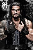 WWE- Roman Reigns Affiches par WORLDWIDE