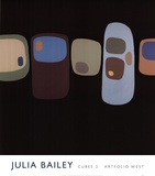 Cubes 2 Prints by Julia Bailey